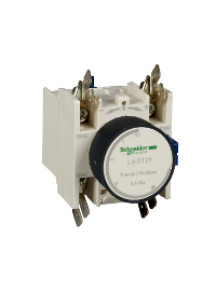 TeSys D LADR09 - TeSys D - bloc de contacts auxiliaires - 1F+1O - cosses Faston , Schneider Electric