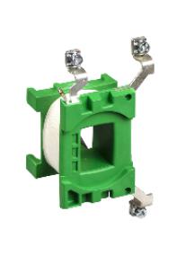 LAEX4R6 - EasyPact TVS coil 440 VAC 60 Hz spare part for LC1E80...E95 , Schneider Electric