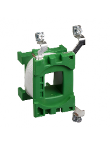 LAEX4U5 - EasyPact TVS coil 240 VAC 50 Hz spare part for LC1E80...E95 , Schneider Electric