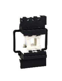 LAEX5M6 - EasyPact TVS coil 220 VAC 60 Hz spare part for LC1E120...E160 , Schneider Electric