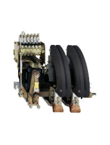 TeSys B LC1BL32M22 - TeSys LC1BL - contacteur sur barreau - 2P - AC-1 440V 800A - bobine 220Vca , Schneider Electric