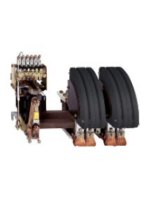 TeSys B LC1BP32M22 - TeSys LC1BP - contacteur sur barreau - 2P - AC-1 440V 2000A - bobine 220Vca , Schneider Electric