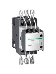 TeSys D LC1DLKF7 - CONTACTEUR 20KVAR BOB 110 V 50/60HZ , Schneider Electric