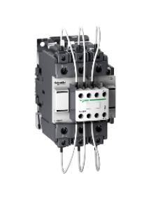 TeSys D LC1DTK12V7 - contacteur CONT 40 KVAR 400V 50 60 , Schneider Electric