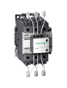 TeSys D LC1DWK12P7 - TeSys LC1DW - contacteur - 3P - 400..440V 60kVAr - bobine 230Vca , Schneider Electric