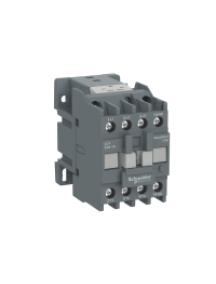 LC1E0610Q7 - EasyPact TVS contactor 3P(3 NO)  - AC-3 - <= 440 V 6A - 380 V AC coil , Schneider Electric