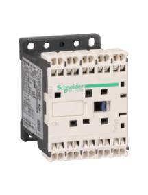 TeSys K LC1K06013P7 - TeSys LC1K - contacteur - 3P - AC-3 440V - 6A - bobine 230Vca , Schneider Electric