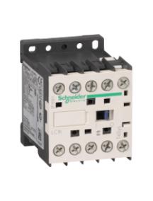 TeSys K LC1K06106K7 - contacteur CONT 3P plus F CF 100V50 60HZ , Schneider Electric