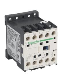 TeSys K LC1K0610F7 - TeSys LC1K - contacteur - 3P - AC-3 440V - 6A - bobine 110Vca , Schneider Electric