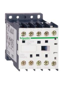 TeSys K LC1K0610UE7 - TeSys LC1K - contacteur - 3P - AC-3 440V - 6A - bobine 277Vca , Schneider Electric