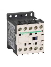 TeSys K LC1K09004J7 - TeSys LC1K - contacteur - 4P - AC-1 440V - 20A - bobine 12Vca , Schneider Electric