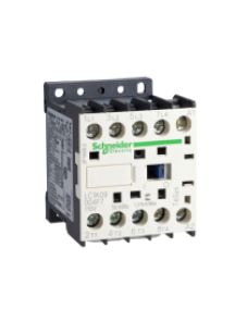 TeSys K LC1K09004M7 - TeSys LC1K - contacteur - 4P - AC-1 440V - 20A - bobine 220..230Vca , Schneider Electric