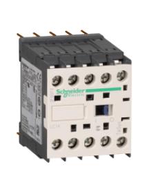 TeSys K LC1K090085M7 - TeSys LC1K - contacteur - 4P (2F+2O) - AC-1 440V - 20A - bobine 220..230Vca , Schneider Electric