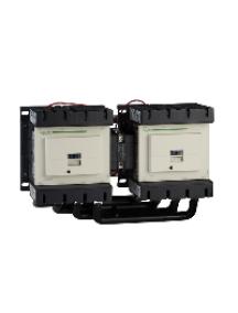 TeSys D LC2D115004P7 - TeSys LC2D - contacteur inverseur - 4P - AC-1 440V - 200A - bobine 230Vca , Schneider Electric