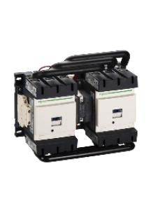 TeSys D LC2D115Q7 - TeSys LC2D - contacteur inverseur - 3P - AC-3 440V - 115A - bobine 380Vca , Schneider Electric