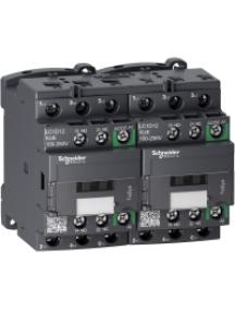TeSys D LC2D12KUE - TeSys D - contacteur inverseur - 3P(3 NO) - AC3 - <= 440V 12A - 100 à 250Vca-cc , Schneider Electric