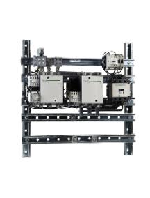 TeSys F LC3F115M7 - ETOILE TRI 220V 50/60HZ , Schneider Electric