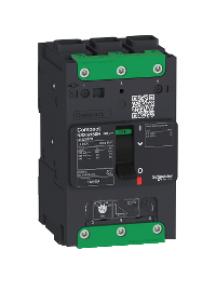 Compact LV426206 - Compact NSXm - disjoncteur - 25KA - TM80D - 3P3d - Everlink , Schneider Electric