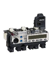 NSX100...250 LV429110 - DECLENCHEUR MICROLOGIC 6.2 A 100A 3P3D POUR DISJONCTEUR NSX100-250 , Schneider Electric