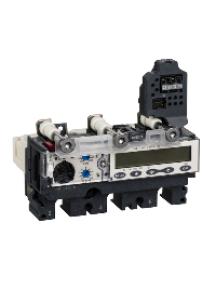 NSX100...250 LV429115 - DECLENCHEUR MICROLOGIC 6.2 E 100A 3P3D POUR DISJONCTEUR NSX100-250 , Schneider Electric