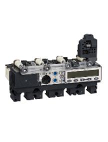 NSX100...250 LV429135 - DECLENCHEUR MICROLOGIC 6.2 A 100A 4P4D POUR DISJONCTEUR NSX100-250 , Schneider Electric