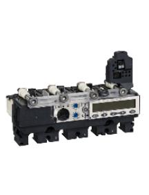 NSX100...250 LV429140 - DECLENCHEUR MICROLOGIC 6.2 E 100A 4P4D POUR DISJONCTEUR NSX100-250 , Schneider Electric