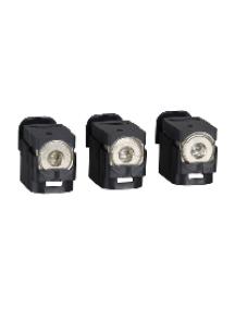 INS250 LV429227 - Compact NSX INS/INV - lot 3 bornes aluminium - <=250A - pour câbles 25 à 95mm² , Schneider Electric