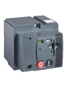 NSX100...250 LV429439 - MT100/160 250V CC TELECOMMANDE DISJONCTEUR NSX100/160 , Schneider Electric