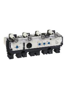 NSX100...250 LV430480 - DECLENCHEUR MICROLOGIC 2.2 160A 4P4D POUR DISJONCTEUR NSX160/250 , Schneider Electric