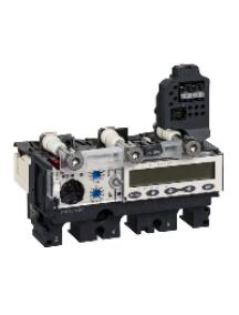 NSX100...250 LV431491 - DECLENCHEUR MICROLOGIC 5.2 E 250A 3P3D POUR DISJONCTEUR NSX250 , Schneider Electric