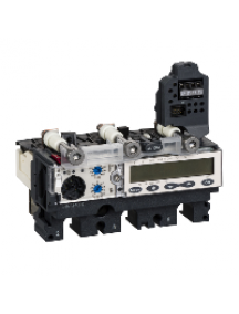 NSX100...250 LV431505 - DECLENCHEUR MICROLOGIC 6.2 A 250A 3P3D POUR DISJONCTEUR NSX250 , Schneider Electric