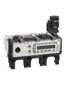 NSX400...630 LV432074 - DECLENCHEUR MICROLOGIC 6.3 E-M 500A 3P3D POUR DISJONCTEUR NSX630 , Schneider Electric