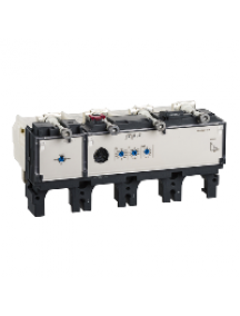NSX400...630 LV432085 - DECLENCHEUR MICROLOGIC 2.3 400A 4P4D POUR DISJONCTEUR NSX400/630 , Schneider Electric