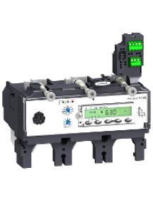NSX400...630 LV432089 - DECLENCHEUR MICROLOGIC 5.3 A-Z 630A 3P3D POUR DISJONCTEUR NSX400/630 , Schneider Electric