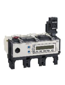 NSX400...630 LV432103 - DECLENCHEUR MICROLOGIC 6.3 A 400A 3P3D POUR DISJONCTEUR NSX400/630 , Schneider Electric