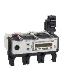 NSX400...630 LV432109 - DECLENCHEUR MICROLOGIC 6.3 E 400A 3P3D POUR DISJONCTEUR NSX400/630 , Schneider Electric