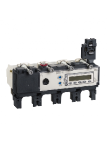 NSX400...630 LV432111 - DECLENCHEUR MICROLOGIC 6.3 E 630A 4P4D POUR DISJONCTEUR NSX630 , Schneider Electric