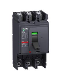 NSX400...630 LV432404 - NSX400H 3P SANS DECLENCHEUR DISJONCTEUR COMPACT , Schneider Electric