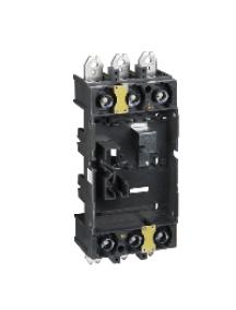 NSX400...630 LV432516 - SOCLE DEBROCHABLE 3P ACCESSOIRE DISJONCTEUR NSX400/630 , Schneider Electric