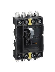 NSX400...630 LV432517 - SOCLE DEBROCHABLE 4P ACCESSOIRE DISJONCTEUR NSX400/630 , Schneider Electric