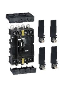 NSX400...630 LV432539 - KIT COMPACT DEBROCHABLE 4P SUR SOCLE ACCESSOIRE DISJONCTEUR NSX400 630 , Schneider Electric