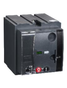 NSX400...630 LV432643 - MT400/630 24-30V CC TELECOMMANDE DISJONCTEUR NSX400/630 , Schneider Electric