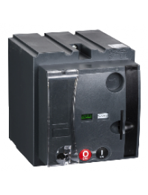 NSX400...630 LV432645 - MT400/630 110-130V CC TELECOMMANDE DISJONCTEUR NSX400/630 , Schneider Electric