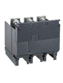 NSX400...630 LV432657 - BLOC TRANSFORMATEUR COURANT 400 5A 3P ACCESSOIRE DISJONCTEUR NSX400 630 , Schneider Electric
