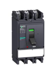 NSX400...630 LV432756 - NSX400NA MICROLOGIC 0.3 NA 3P INTERRUPTEUR-SECTIONNEUR COMPACT , Schneider Electric