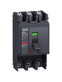 NSX400...630 LV432803 - NSX630N 3P SANS DECLENCHEUR DISJONCTEUR COMPACT , Schneider Electric