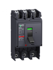 NSX400...630 LV432805 - NSX630L 3P SANS DECLENCHEUR DISJONCTEUR COMPACT , Schneider Electric