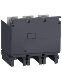 NSX400...630 LV432861 - BLOC 3P TC 600 5A PRISES DE TENSION ACCESSOIRE DISJONCTEUR NSX630 , Schneider Electric