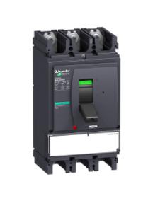 NSX400...630 LV432956 - NSX630NA MICROLOGIC 0.3 NA 3P INTERRUPTEUR-SECTIONNEUR COMPACT , Schneider Electric