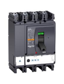 NSX400...630 LV433601 - Compact NSX - disjoncteur NSX400R - Micrologic 2.3 - 250 A - 4 P 4d , Schneider Electric